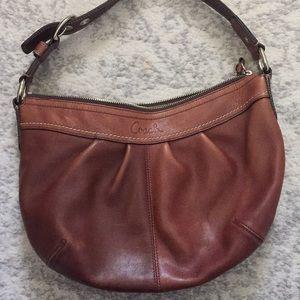 Coach Soho hobo leather shoulder bag #F13730